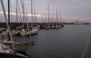 Hafen Helgoland 2017