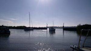 Yachthafen Wedel