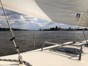 Elbe bei Hamburg
