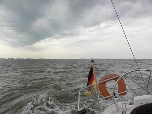 Auf dem Weg nach Cuxhaven
