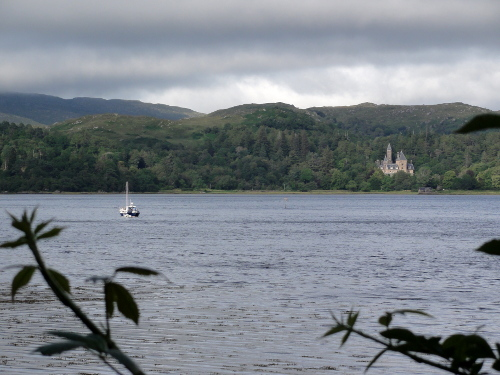 Ardtornish House, Loch Aline