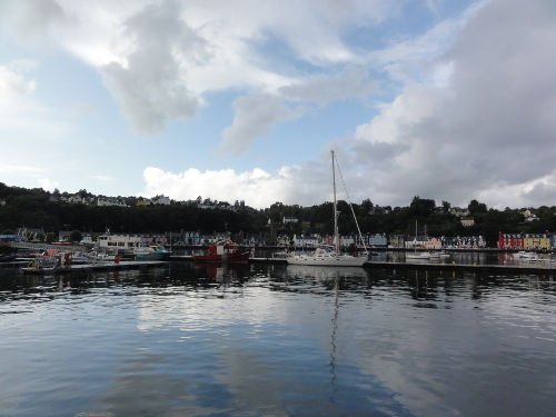 Tobermory, Hafen