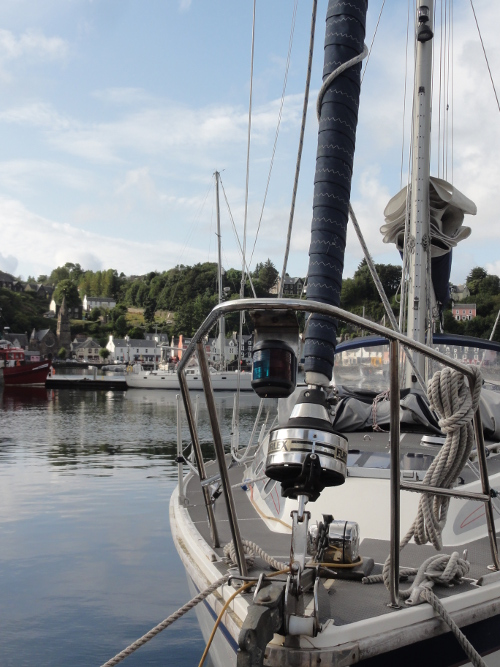 Hafen, Tobermory