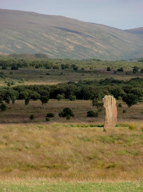 Machrie Moor, Standing Stone