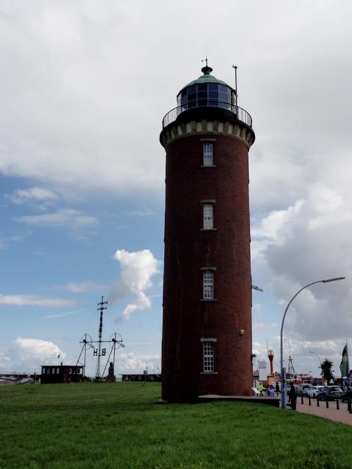 """Leuchtfeuer """"Alte Liebe"""", Cuxhaven"""